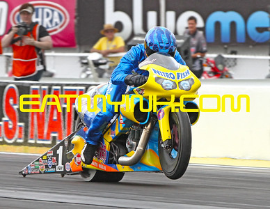NHRA Indy 2014 Pro Stock Motorcycle
