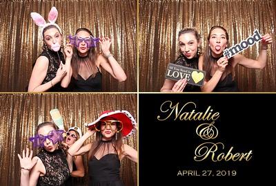 Natalie & Robert