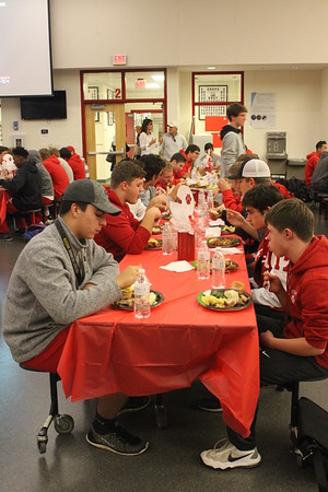 Playoff Dinner #2  11.10.16