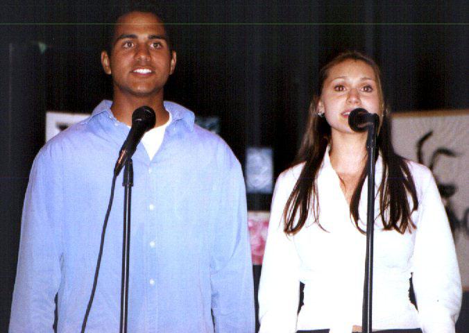 Poet's Cafe '02 -- Tom & Joanna