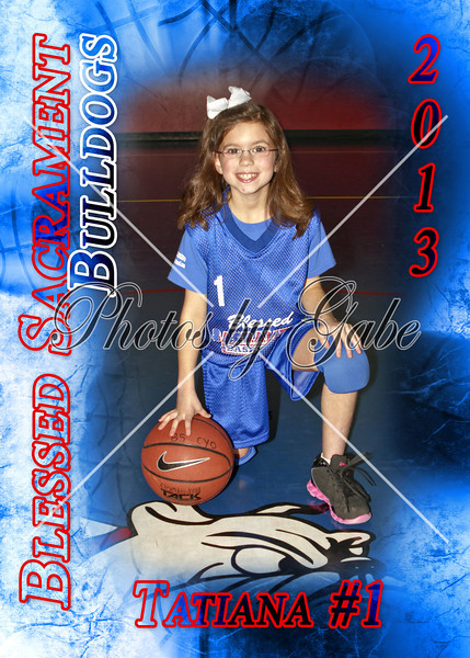 Blessed Sacrament_Girls Team Pictures