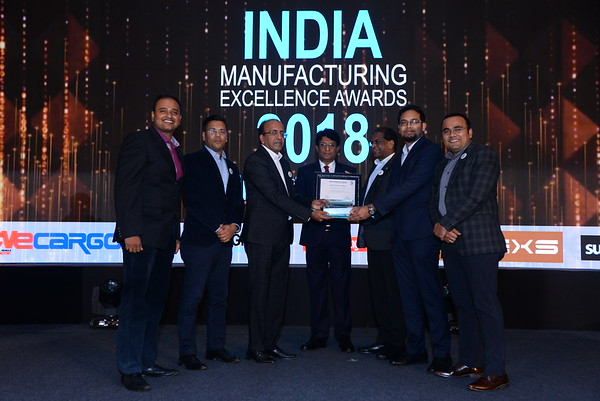 India Manufacturing Excellence Awards 2018