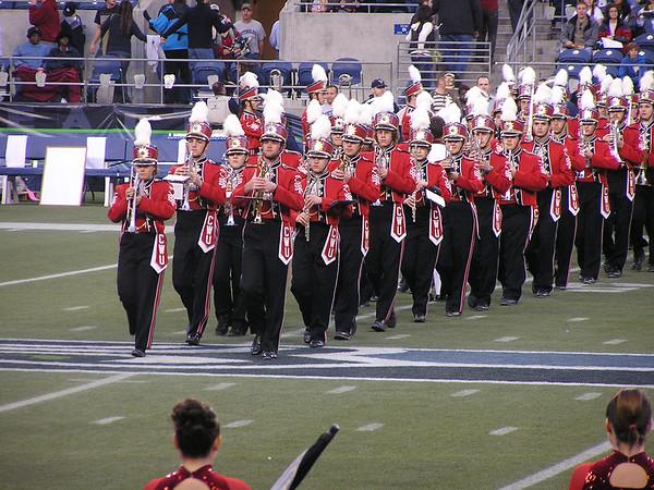 CWU Band, Oct 21, 2006