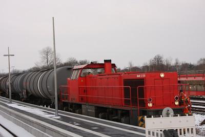 Feb 14th - 18th 2011 Hamburg area