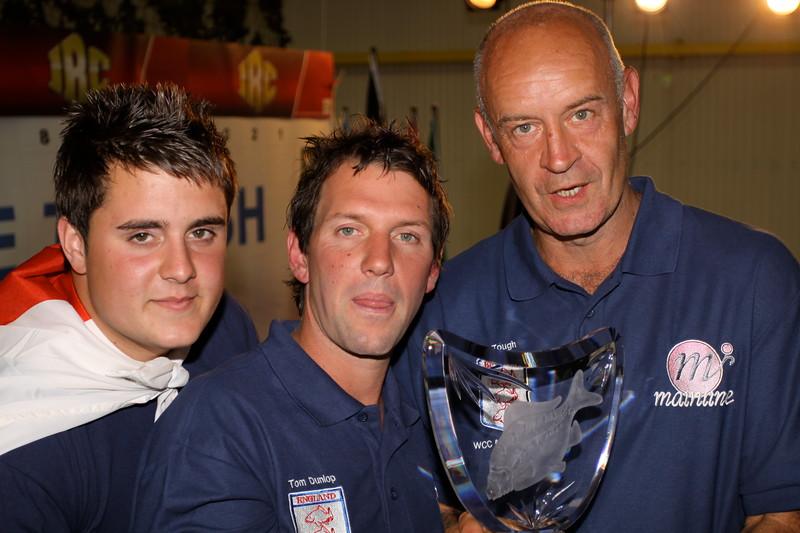 WCC 2009 winners