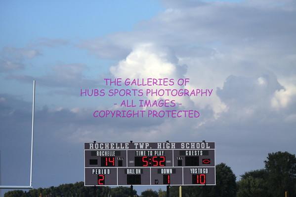 2015 RTHS HUBS FRESHMAN FOOTBALL @ GENESEO