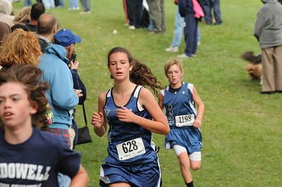 Middle School Race