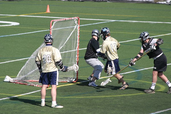 2004 Lacrosse Unlimited Club Game