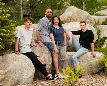 Suitor Family Portrait - 2020