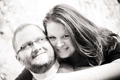 Meri and Alan - Stevens Point Engagement Photography