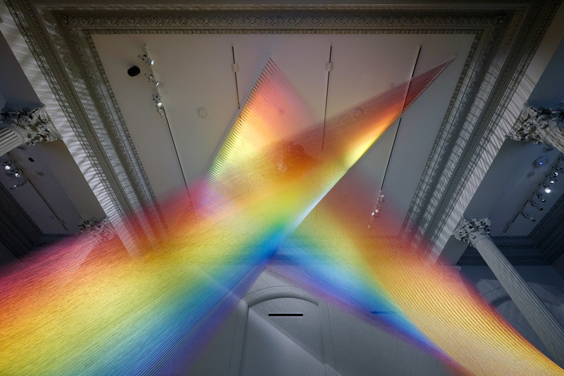 Renwick Gallery rainbows