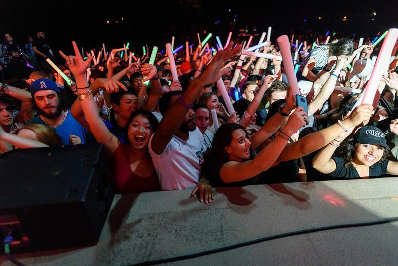 4/15/17 Pandemonium At Purdue, San Holo