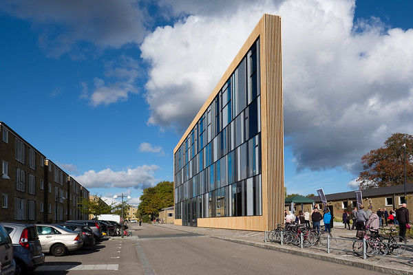 Indvielse af Tingbjerg Bibliotek og Kulturhus