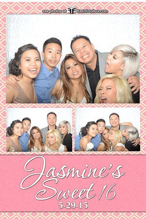 Jasmine Sweet 16 - May 29, 2015
