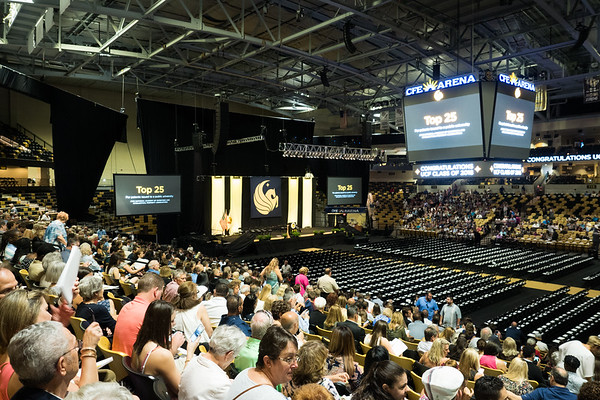Florida May 2018 - Carolyn's UCF Graduation