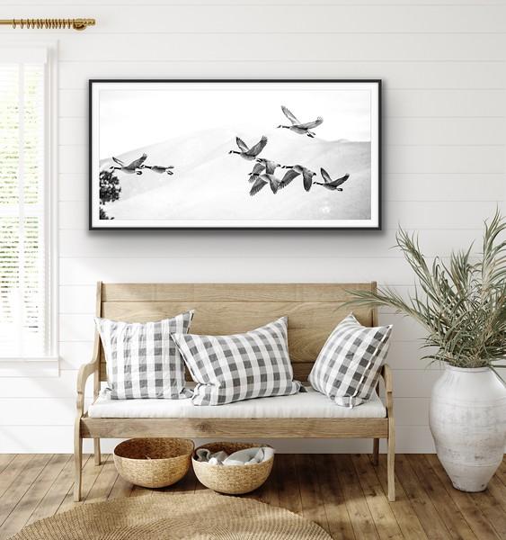 'Coming Home' Fine Art Print Framed/Unframed