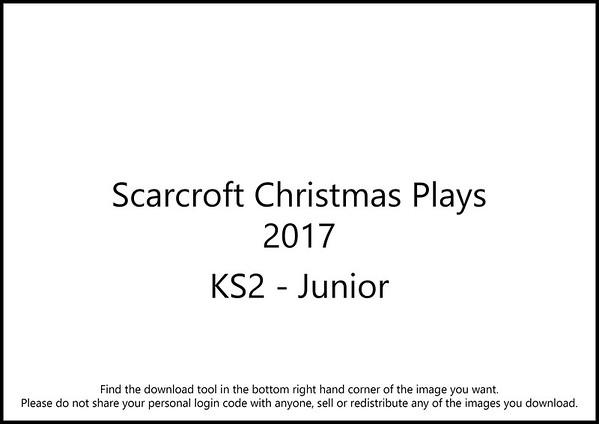 Scarcroft Christmas Play KS2