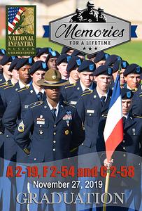 A 2-19, F 2-54, C 2-58 Graduation