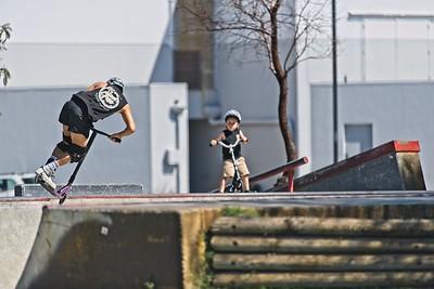 Skate boarding Bunbury