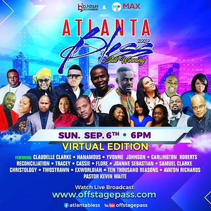 ATLANTA BLESS MUSIC FEST 2020