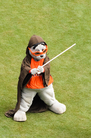 Star Wars Day @ AT&T Park