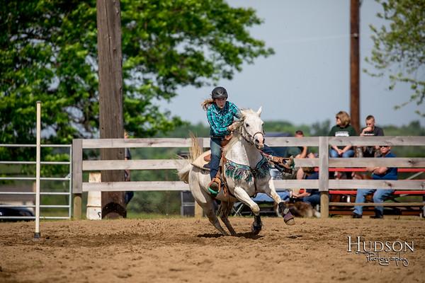 07. Cut Back-Pony, Sr. Rider