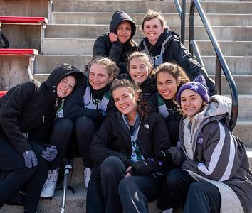 Spring 2020:  Girls Varsity Lacrosse Pre-season Play Day