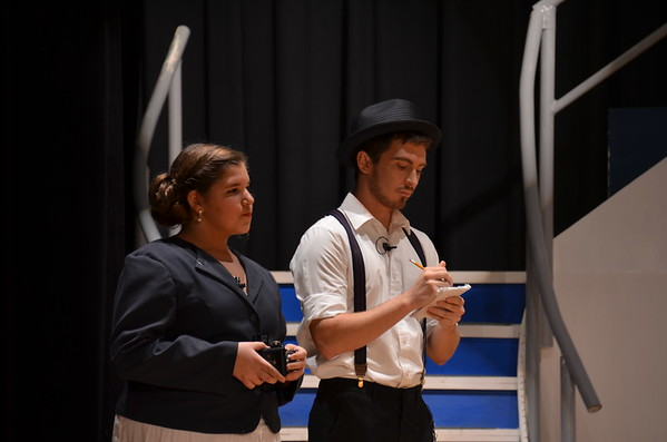 Anything Goes - 3/14/15 Performance