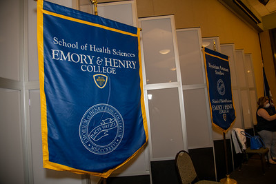Emory & Henry PA Coat Ceremony