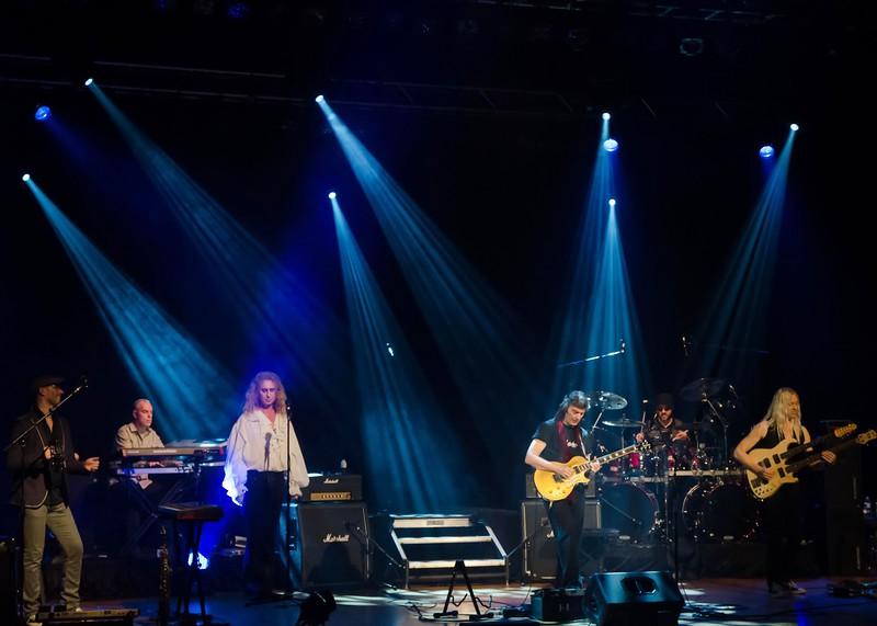 STEVE HACKETT/GENESIS REVISITED TOUR