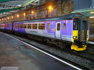 2004 - Northern Rail