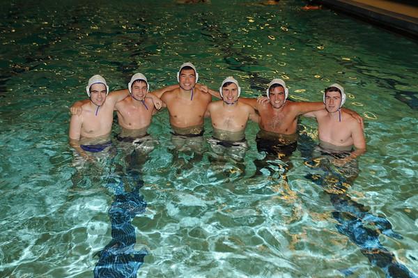 SJP Water Polo Team