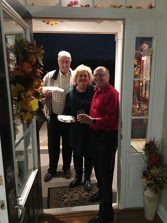 2018 November-New Members Welcome Party Hosted by Todd and Louise Dickson