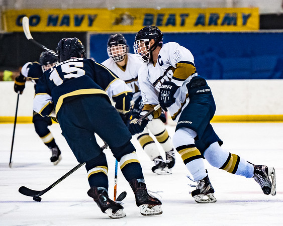 2016-11-20 NAVY Men's Ice Hockey vs John Carroll University