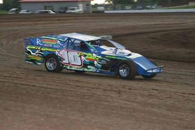 Lucas Oil Speedway July 25, 2009