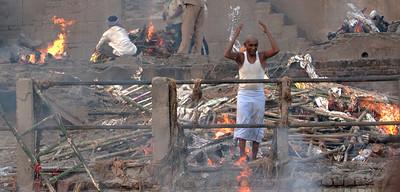 Burning Ghats of Varanasi