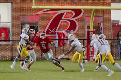 BHS vs Fitzgerald Football 2020