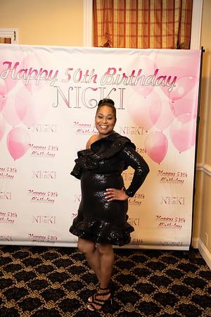Nicole Smoot's 50th Birthday Party