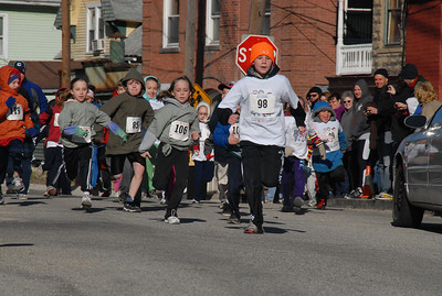 St. Joseph's Fun Run 2011
