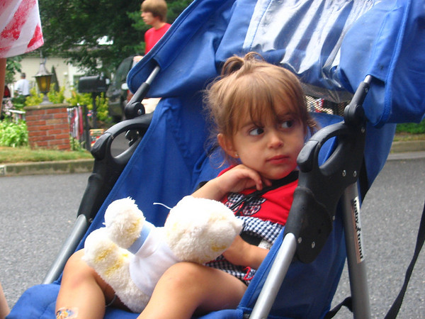Savanna in Berlin 4th of July Parade