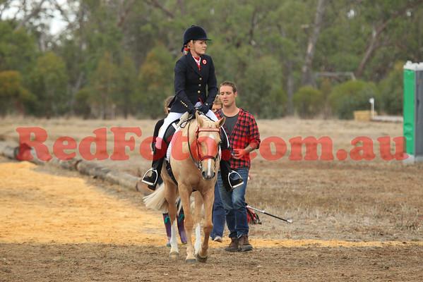 2012 05 05 Moora Horse Trials Dressage 8-13 till 10-37