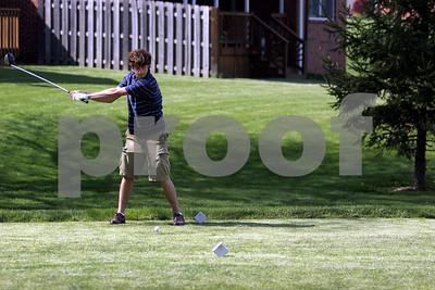 Tri-West v Cascade - Boys golf