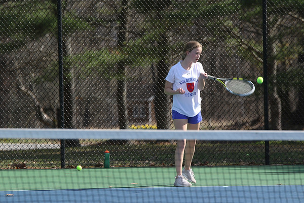 Girls' JV Tennis vs. Dublin | May 4