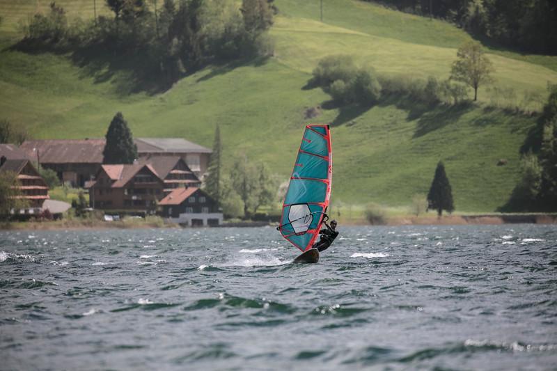 Surfen at Chällermatt