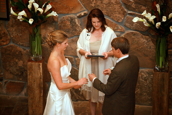 Carrie & Bryan: Ceremony