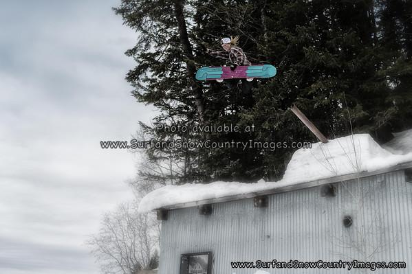Bataleon Snowboard--Laura Rogoski