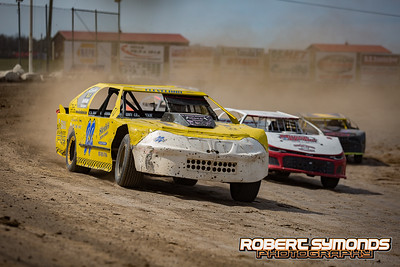 Outlaw Speedway - April 13, 2019 - RSP