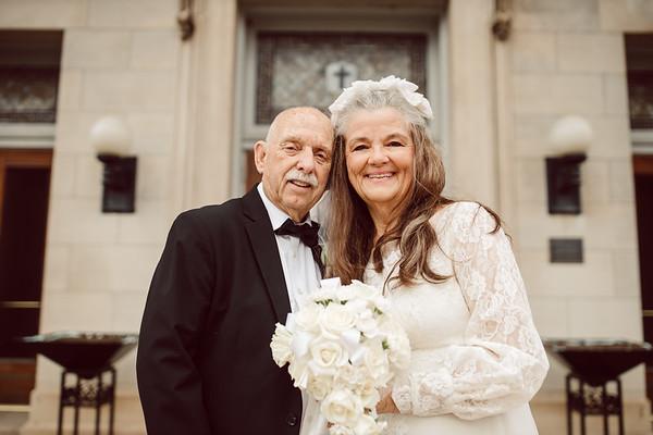 Mr + Mrs Gay