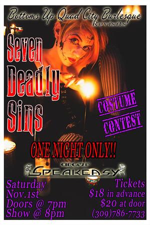 Seven Deadly Sins  (11-01-14)