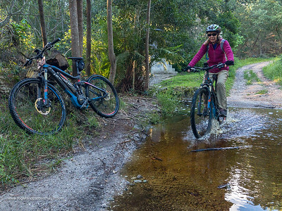 Mountain Biking - Outeniqua Nature Reserve